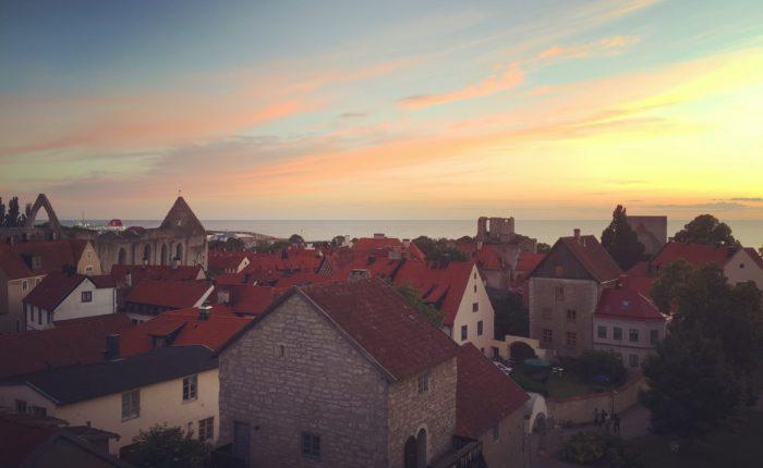 Stadsvandring i Visby med besök på Gotlands Bryggeri
