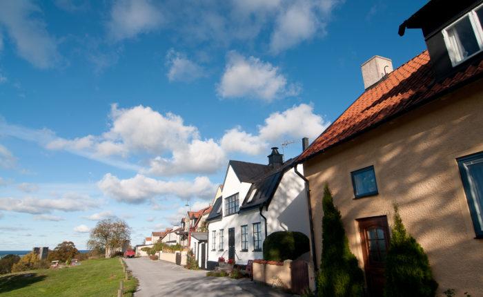 Stadsvandring i Visby för barn