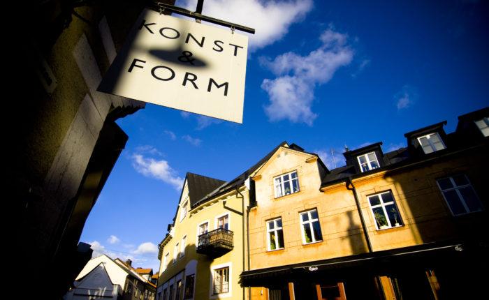 Konstvandring i Visby