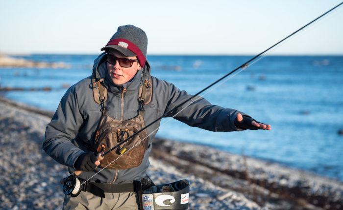 Fiskeguidning exklusiv