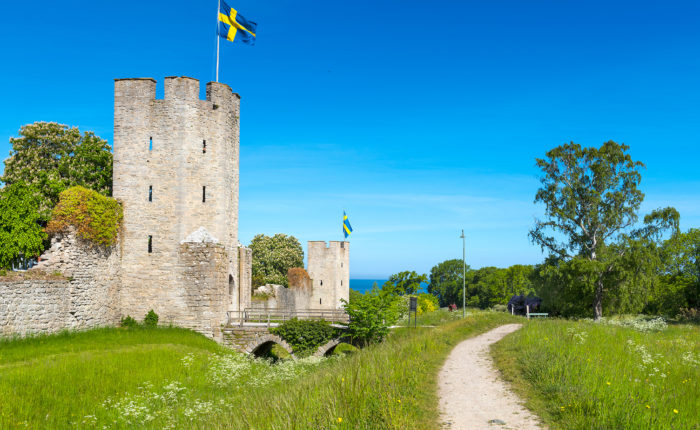 Stadsvandring i Visby